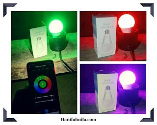 BARDI Smart Light Bulb