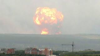 Rusia realizo una prueba nuclear.