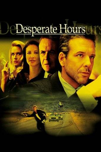Desperate Hours (1990) ταινιες online seires oipeirates greek subs