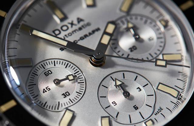 DOXA SUB 200 C-Graph