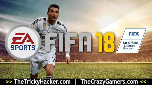 FIFA 18 Download Game Crack Free