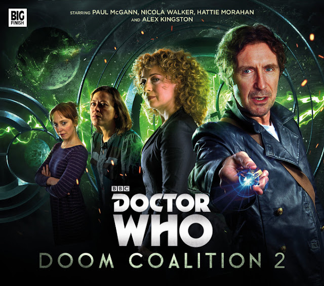 Spoilers! River Song Comes To Big Finish!