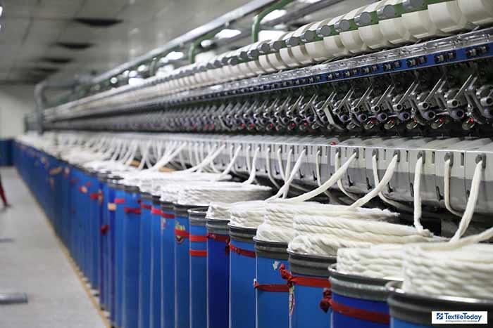 Proses Pemintalan Benang Tekstil (Spinning)