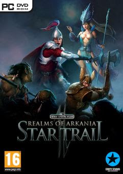Realms of Arkania Star Trail Early Access