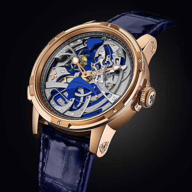 Louis Moinet Ultravox First ever Hour-Strike