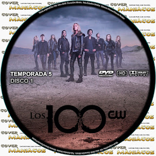 GALLETA [SERIE TV] LOS 100/THE 100 TEMPORADA 5