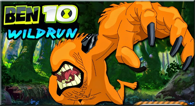 Ben 10 Wildmutt Run
