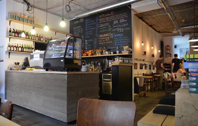 kawiarnia tektura kawa specialty w Krakowie