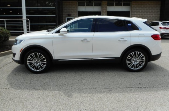 2016 Lincoln MKX Reserve AWD Review