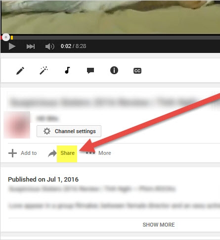 Embed YouTube videos - SEO YouTube with embed videos