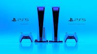 PlayStation 5 - Sky Blue Edition