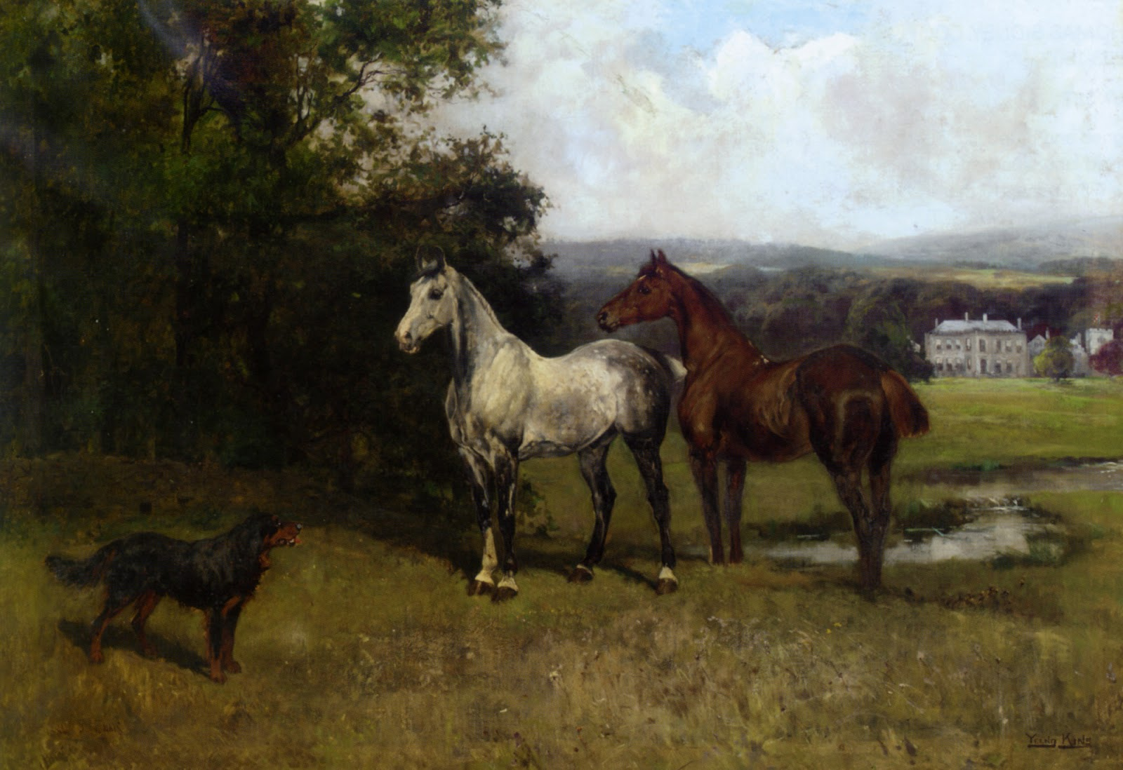 Best   Wallpaper Horse Art - 1460  Trends_667527.jpg