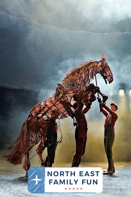 War Horse on Tour | Sunderland Empire 2019  - is it child friendly