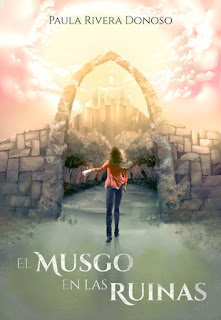 El musgo en las ruinas