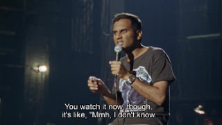 Download Aziz Ansari Right Now (2019) Comedy TV Show WEB-DL 720p | Moviesda