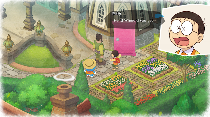 How to get Anywhere Door (dokodemo door) Doraemon Story of Seasons