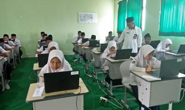 Tata Tertib Ujian Sekolah (UAMBN-USBN) Terbaru