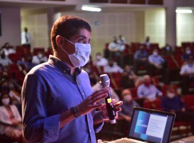 Em Santo Antônio de Jesus, ACM Neto defende retomada das aulas presenciais em março