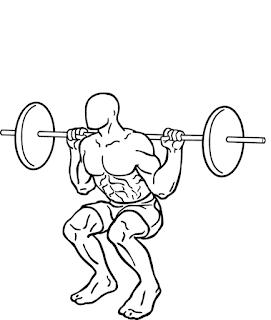 butt exercises squats