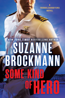Bea's Book Nook, Review, Some Kind of Hero, Suzanne Brockmann