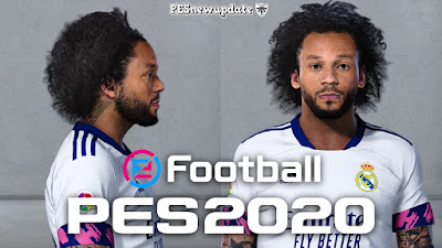 PES 2020 Faces Marcelo by So PES