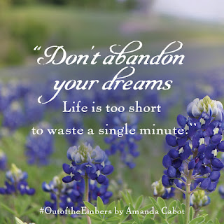 Don't abandon your dreams