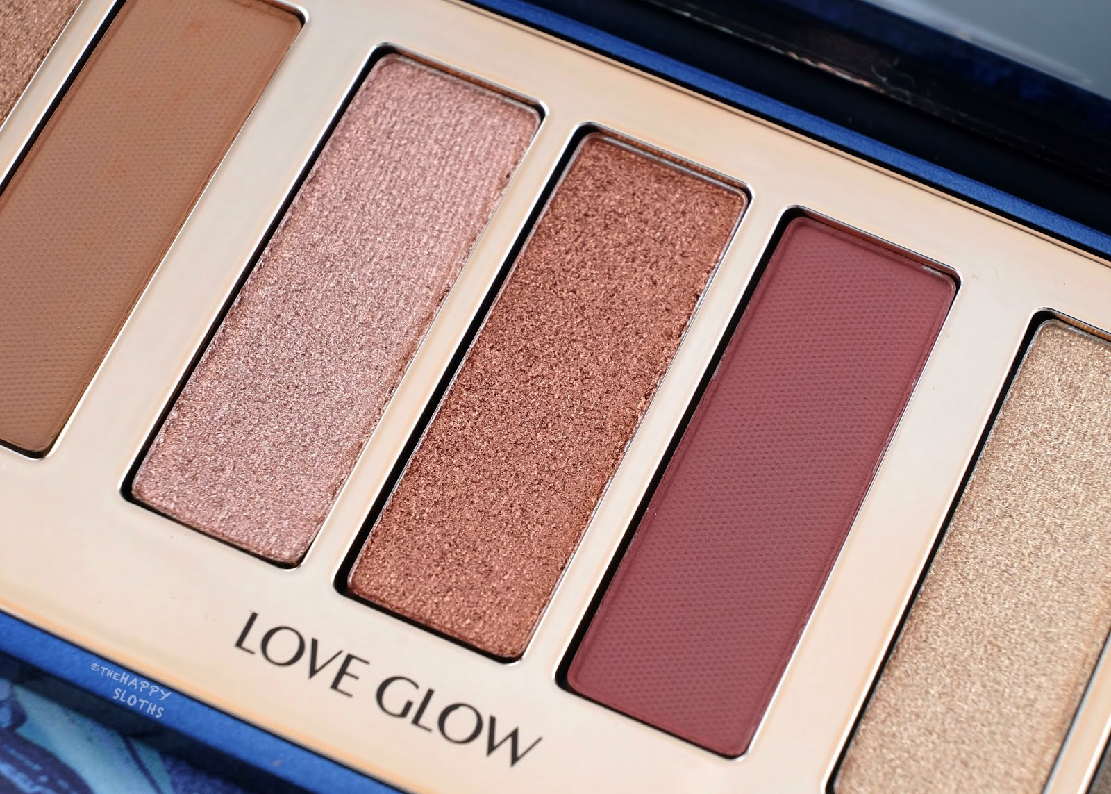 Charlotte Tilbury | Starry Eyes To Hypnotise Eyeshadow Palette | Love Glow: Review and Swatches