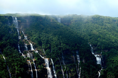 Best waterfalls in India