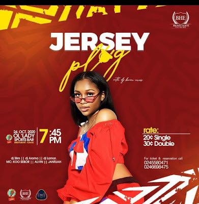 Jersey Plug 🔌 (UpComing Event) [Check Details]