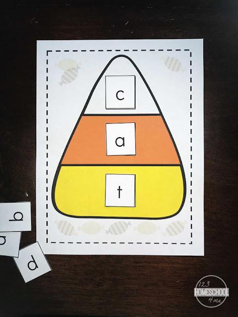fall-sight-words-center-preschool-kindergarten-first-grade