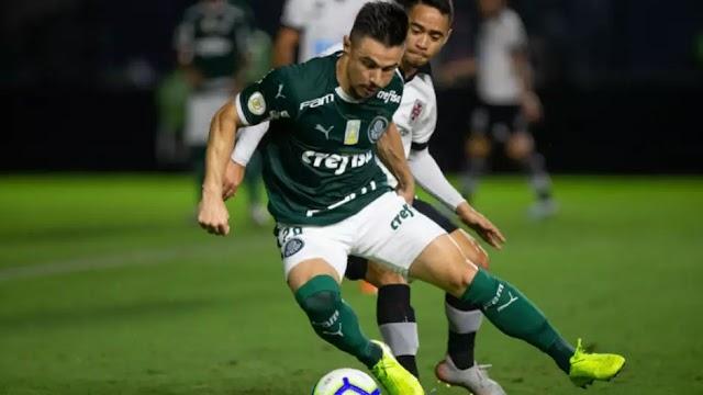Vasco x Palmeiras ao vivo - 08/11/2020