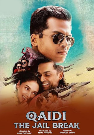 Poster Of Qaidi The Jail Break Full Movie in Hindi HD Free download Watch Online 720P HD