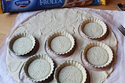 Pasta frolla Stuffer