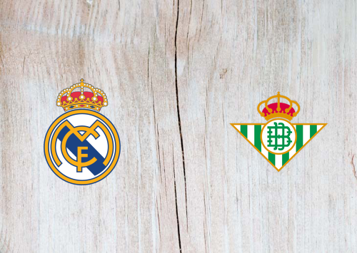 Real Madrid vs Real Betis Full Match & Highlights 2 November 2019