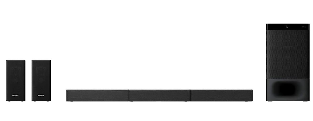 Sony HT-S500RF Real 5.1ch Dolby Audio Soundbar Home Theatre System(1000W, Dolby Audio, Bluetooth Connectivity)
