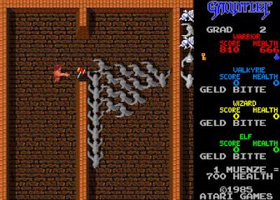 Gauntlet - Arcade