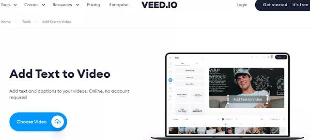 Cara Menambahkan Teks ke Video Secara Online-7