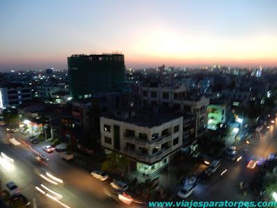 Viaje a Myanmar (III). Mandalay, 1º parte
