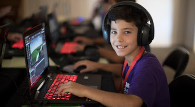 Computer and video games help to increase the cognitive levels of the brain.