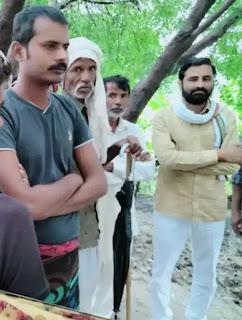 जगम्मनपुर, जालौन : गरीबी के कारण इलाज न हो पाने से चौकीदार की मृत्यु पर दु:ख