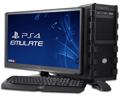 PS4 Emulator Download - Best for PC