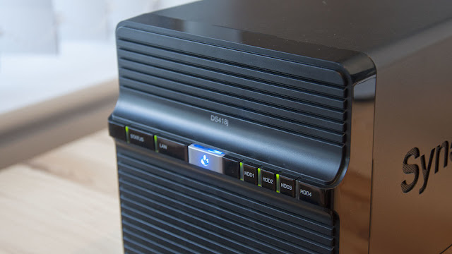 Synology DS418j Review