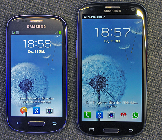 The Best Galaxy Samsung: Samsung Galaxy S3 Mini  The Best Galaxy...