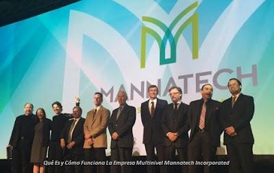Líderes de La Empresa Multinivel Mannatech Incorporated