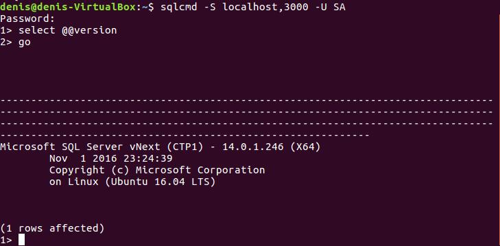 how to change sql server port