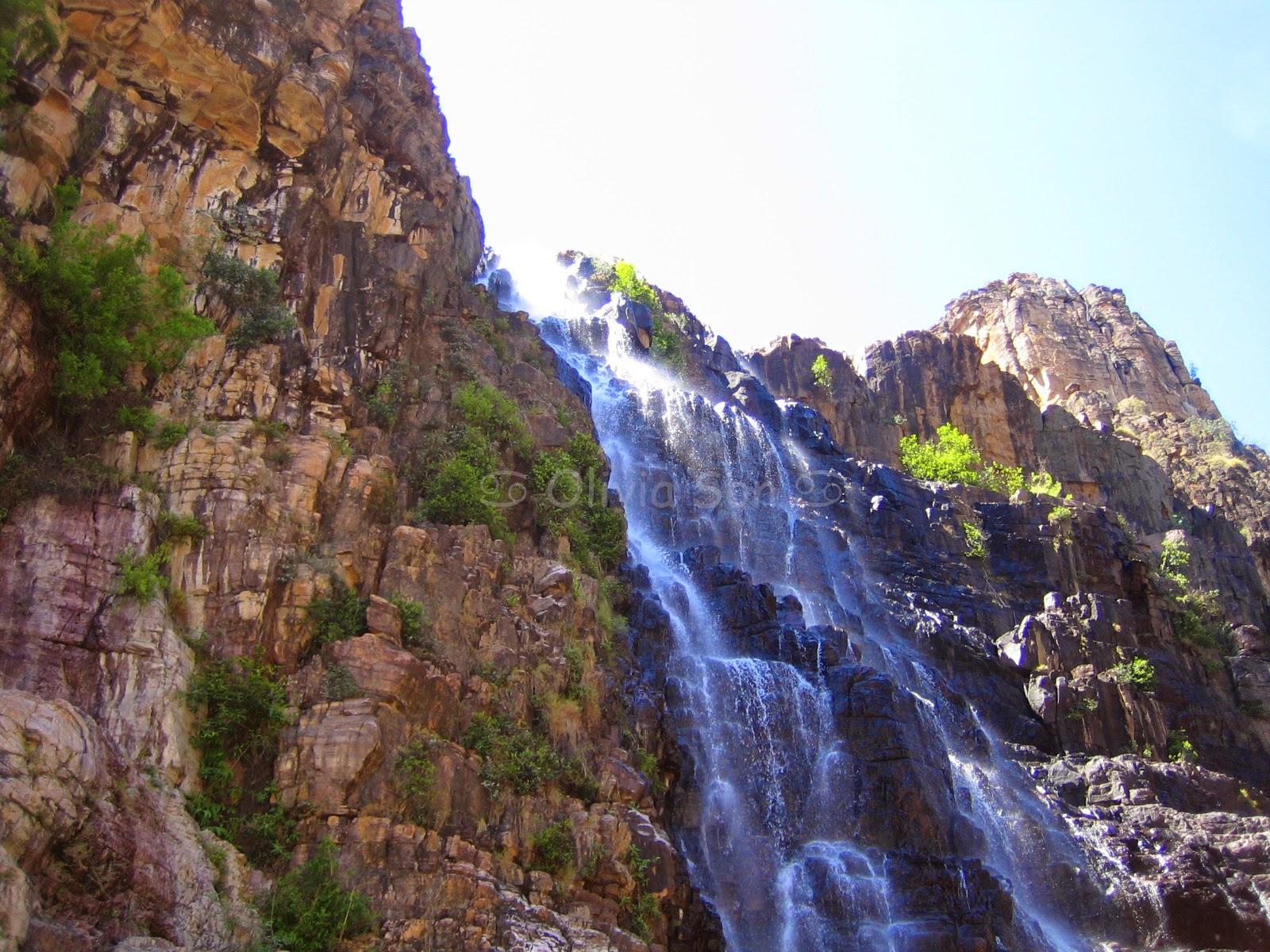 Twin Falls Kakadu National Park, Northern Territory, Australie