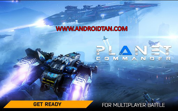 Planet Commander Mod Apk for Android