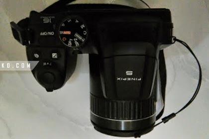 Mencoba Fitur Video pada Kamera Fujifilm FinePix S4600
