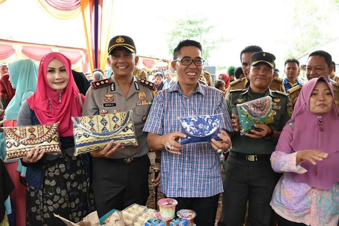 Zaiful Bokhasi Menghadiri Festival Way Curup