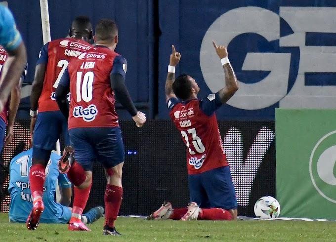 ¡Aleluya! Independiente Medellín volvió a ganar: Venció 0-1 a Jaguares y se 'sacudió' de su mala racha en la Liga BetPlay 2 2021